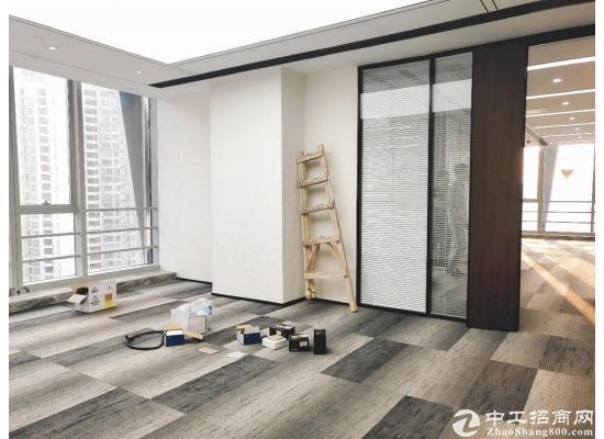 西丽天虹110/180/250平精装修办公特价出租图片5