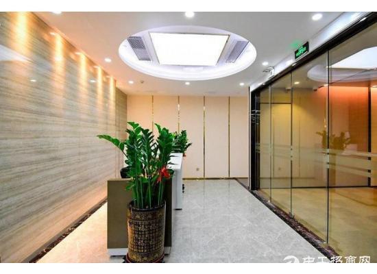 西丽天虹110/180/250平精装修办公特价出租图片4