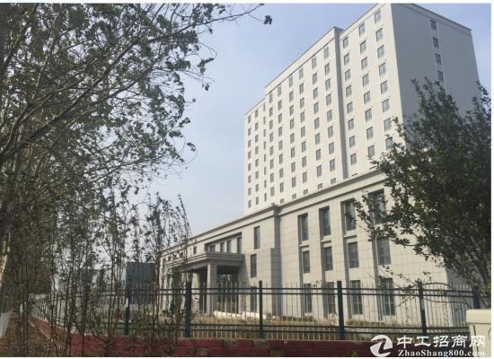 京滨产业园独栋综合楼