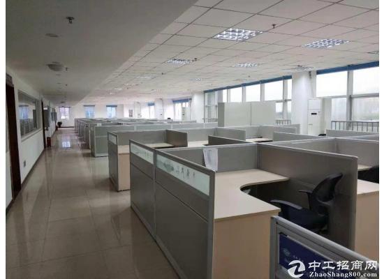 100平精装修办公楼可注册生产企业,宜培训、研发、办公