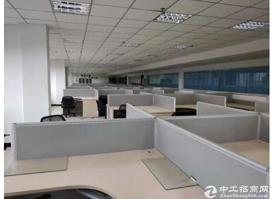 100平精装修办公楼可注册生产企业,宜培训、研发、办公图片3
