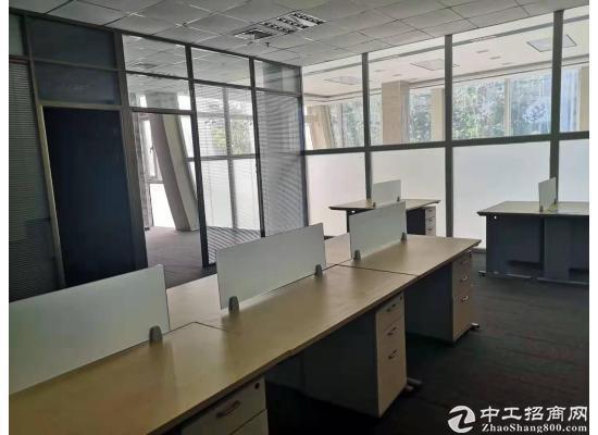 大兴亦庄经海路地铁旁100平至200平带隔断装修办公家具