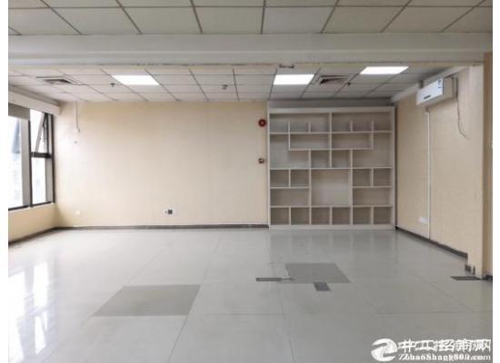 豪华装修!坪山红本精装修写字楼5楼160平办公室急租!