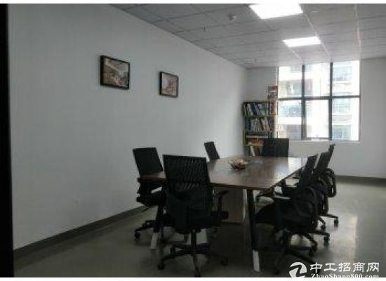 龙岗中心城80m² 高区 简装办公室出租图片3