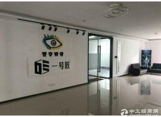 龙岗中心城80m² 高区 简装办公室出租图片4