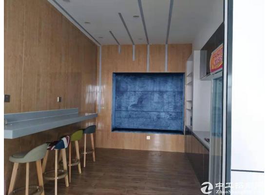地铁口园区招商,精装办公大夏,高楼层视野好,小面积(可分割)价格便宜图片4