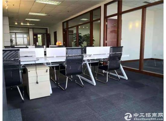 张江集电港339平精装修 可接上下水 带大货梯研发办公图片3