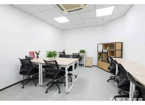 东大桥精装小面积办公室低价出租  可注/册  可核查