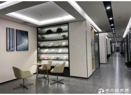 广州市区环市路精装写字楼淘金地铁站附近20平起租