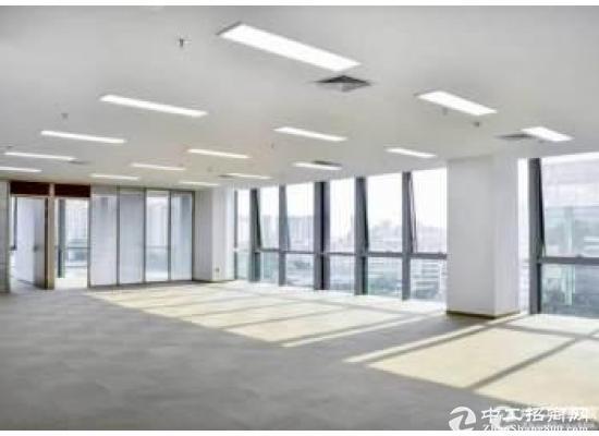 坪山新出办公楼带精装修50平起租  精装修 公共会议室办公室