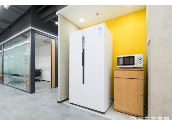 朝阳区龙辉大厦精装办公室出租 10到100平米 免杂费 可注/册图片2