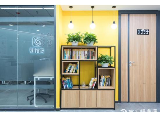 朝阳区龙辉大厦精装办公室出租 10到100平米 免杂费 可注/册图片3