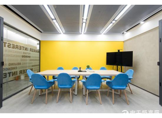 朝阳区龙辉大厦精装办公室出租 10到100平米 免杂费 可注/册图片5