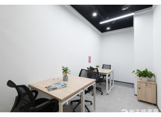 创富港(东大桥店)独立办公室工位出租3000元注/册