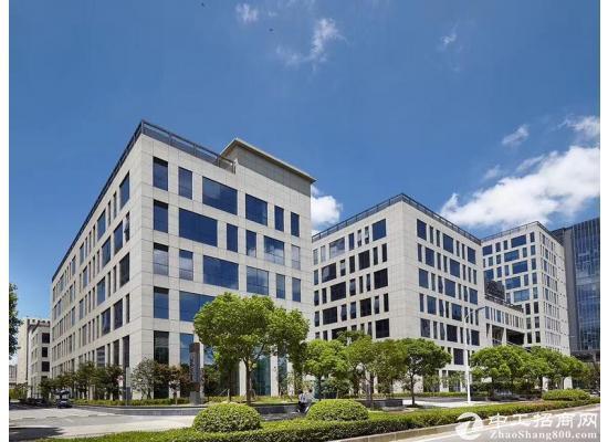 张江高科 光大安石科技园整层2100平米 高品质写字楼