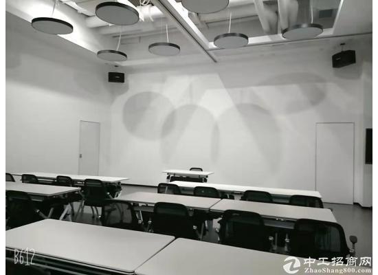 青浦区大虹桥,17号嘉松中路站,20平米联合办公,(独立空间)出租