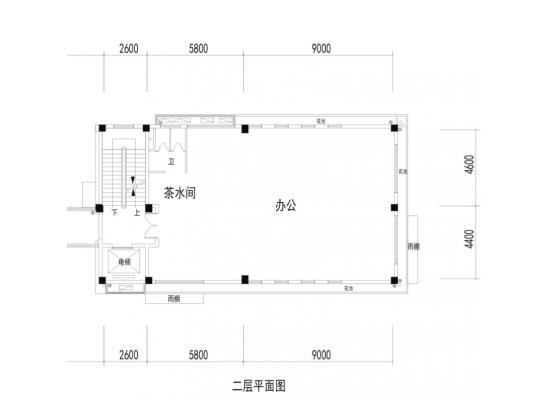 佛山三山(近广州南站)约685平花园式创意墅式办公独栋