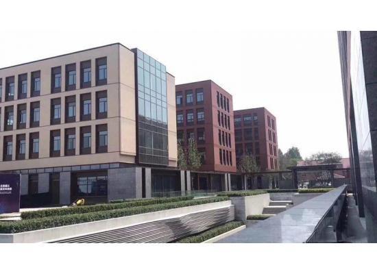 开发商直租地铁口企业独栋 正规产权可注册环评生产研发办公