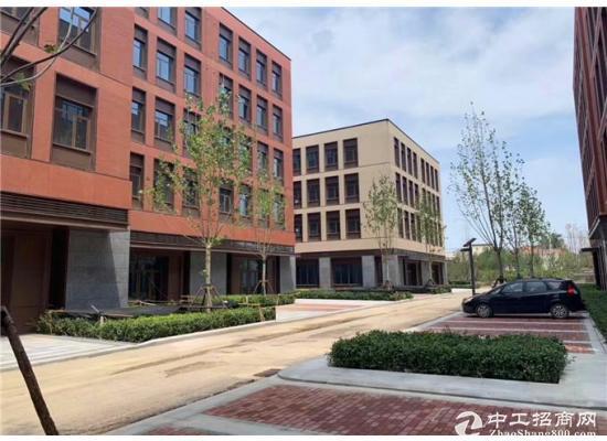 开发商直租地铁口企业独栋 正规产权可注册环评生产研发办公图片3