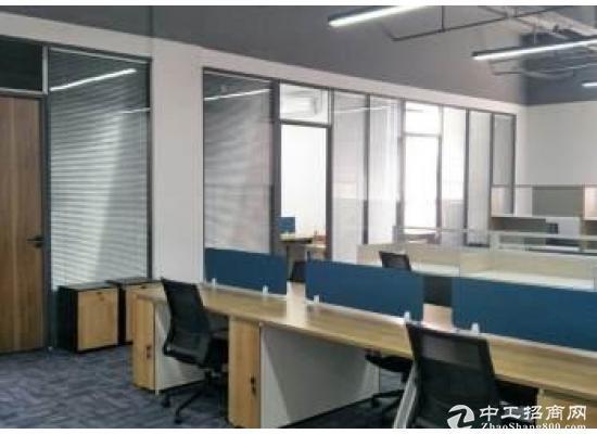 平湖写字楼全新精装修3加1格局图片2