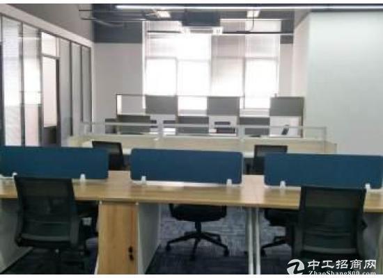 平湖写字楼全新精装修3加1格局图片3
