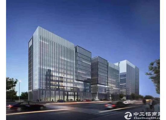 大学城文创产业园。300平起自由分割,50年独立产权。准现房!