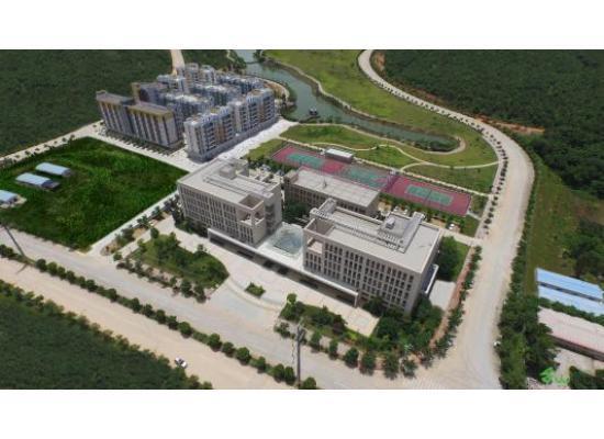 台山工业新城小微企业创业创新示范基地优惠出租图片1
