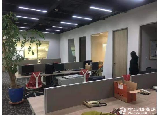 通州马驹桥联U谷写字楼出租精装修