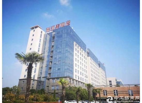张江集电港 科技企业聚集之地 半导体研发办公