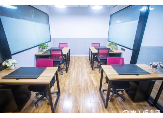 套间!孵化器   高质量办公空间(30至100平)