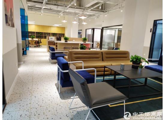 高端写字楼!孵化器,20至130平带家具,配套全!