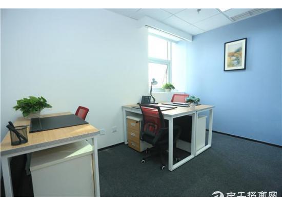低价独立办公室!带家具,1至8人间,初创首选!