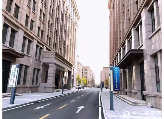 双首层设计亦庄新城总部研发楼出租