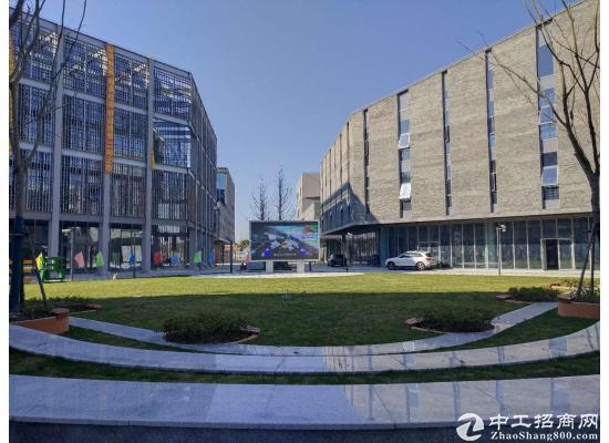 嘉定城区2300平米独栋研发大楼招商图片2