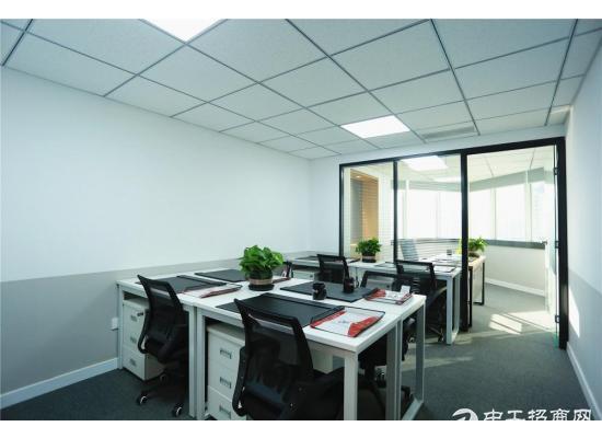 孵化器,免租金!30平一120平办公室,免物业,水电费图片2