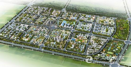 航空经济技术开发区-温商高端制造产业园
