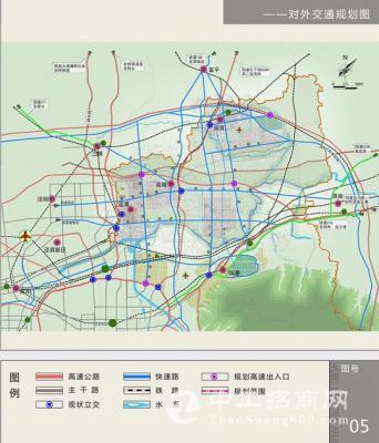 西安阎良国家航空高技术产业基地的诞生