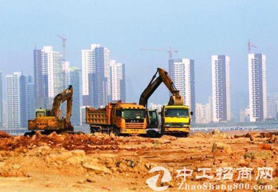 江门江海区出售工业用地20亩证件...